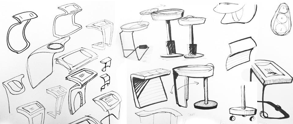 new media design development industrial design illustration